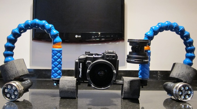 Sony RX100 – Tips for UW Video Part 6 – Housing Choices