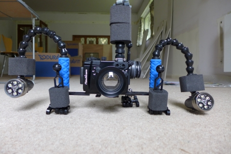 Video Rig Front View