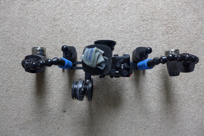 Top View Video Rig