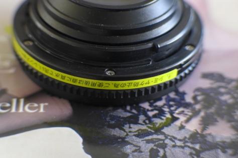 LX7 UCL100 50mm