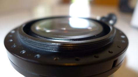 Nauticam Rear Lens