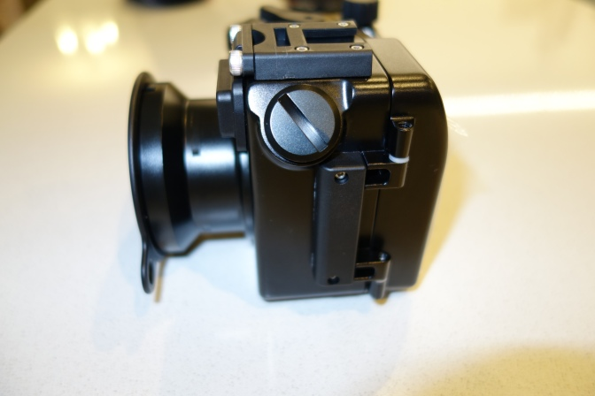 Sony RX100 Mark II Bulkhead Connection Flop