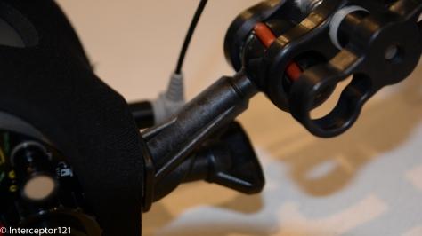 Inon Z MV Strobe adapter
