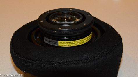 M67-ADF adapter with Inon UWL-100 attached