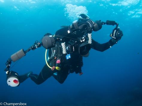 Photo Rig Underwater
