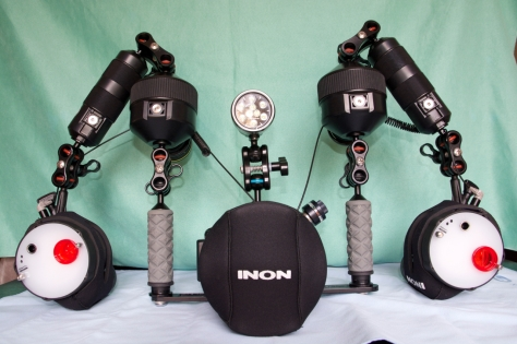 Sony RX100 Mark II Rig June 2014 Front