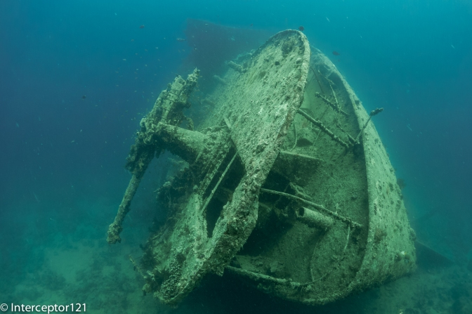 Red Sea Workshop with Alex Mustard – Part II Thistlegorm and Co