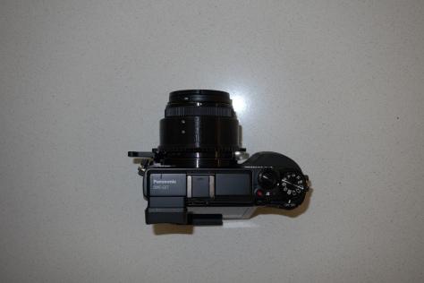 Deepshot zoom gear on the GX7