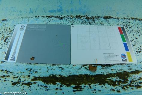 UWL-H100 Flat Test Cards