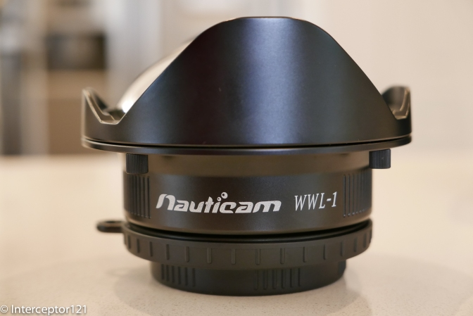 NAUTICAM WWL-1:THE BEST WIDE ANGLE LENS FOR UNDERWATER VIDEO (ON THE GH5 AND OTHER MICRO FOUR THIRDS)