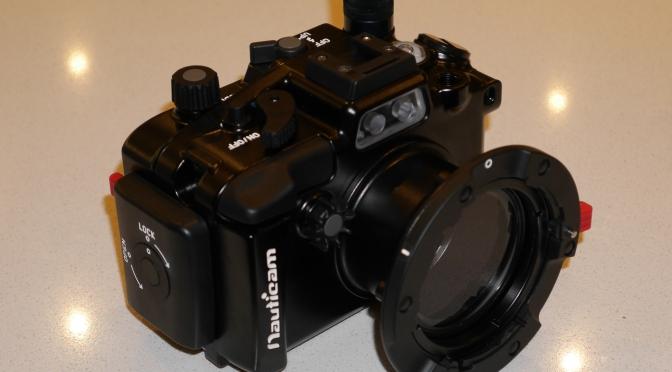 Nauticam bayonet mount for wet lenses