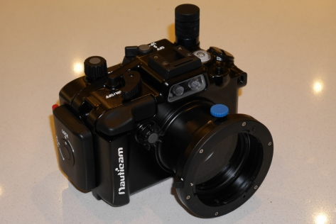 LD mount converter on RX100 IV