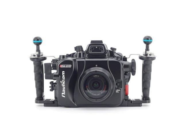 Panasonic GH5 settings for underwater video
