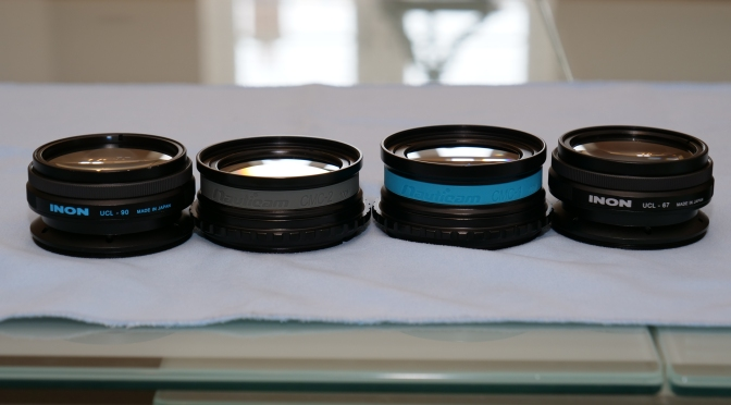 How to choose the best close-up lens for your underwater MFT rig